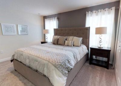 Bedroom #2 at Storey Lake Resort 208, Kissimmee, Orlando