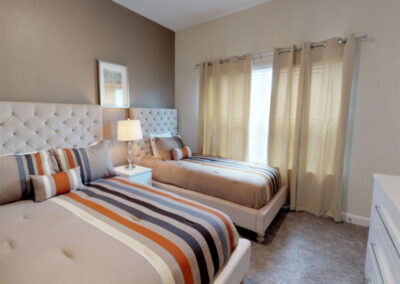 Bedroom #4 at Storey Lake Resort 208, Kissimmee, Orlando