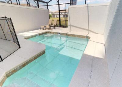 The swimming pool at Storey Lake Resort 208, Kissimmee, Orlando