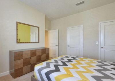 Bedroom #1 at Storey Lake Resort 66, Kissimmee, Orlando
