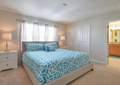 Bedroom #2 at Storey Lake Resort 66, Kissimmee, Orlando