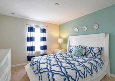 Bedroom #3 at Storey Lake Resort 66, Kissimmee, Orlando
