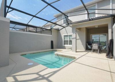 The swimming pool at Storey Lake Resort 66, Kissimmee, Orlando