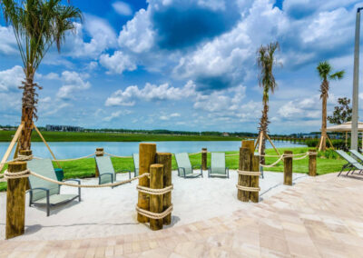 Relax in the sun at one of the resort pools at Storey Lake Resort, Kissimmee, Orlando