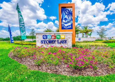 Ideally located right off Osceola Parkway in Kissimmee and with easy access to Orlando's major attractions, Storey Lake Resort offers 5 star amenities and lake views.