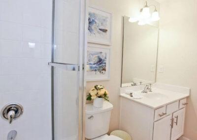 Bedroom #3 en-suite at Veranda Palms 10, Kissimmee