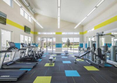 The fitness centre at Veranda Palms, Kissimmee