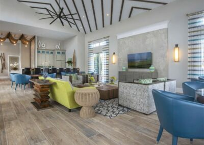 The clubhouse at Veranda Palms, Kissimmee