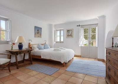 Bedroom #1 at Villa Agnes, Frigiliana