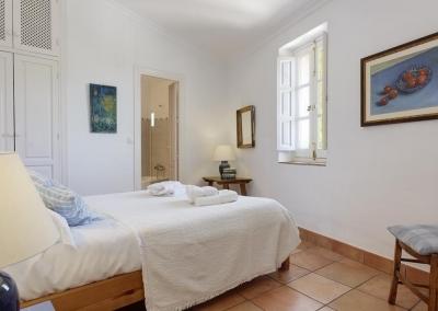 Bedroom #2 at Villa Agnes, Frigiliana