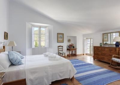 Bedroom #3 at Villa Agnes, Frigiliana