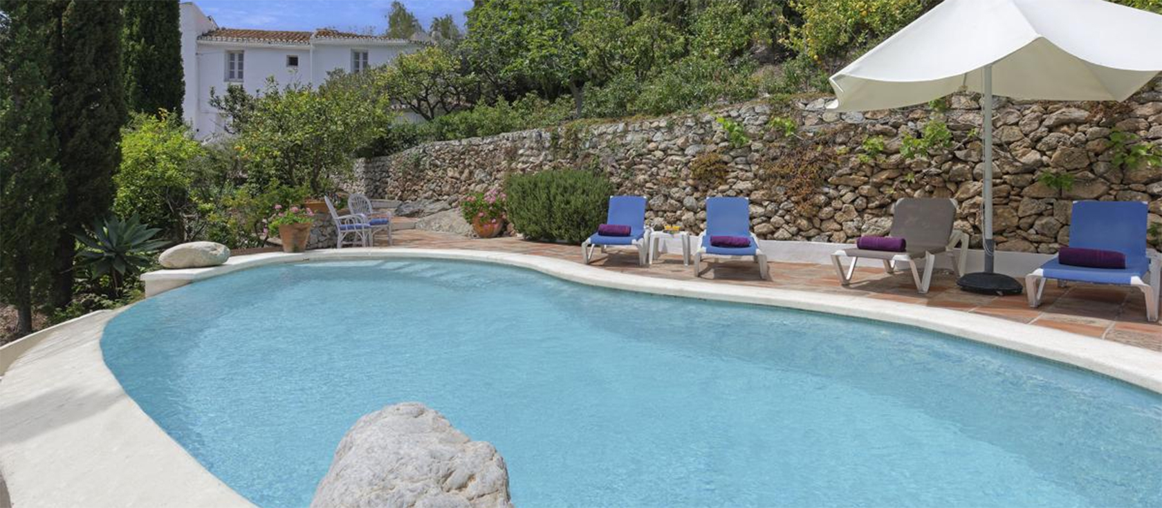Villa Agnes, Frigiliana