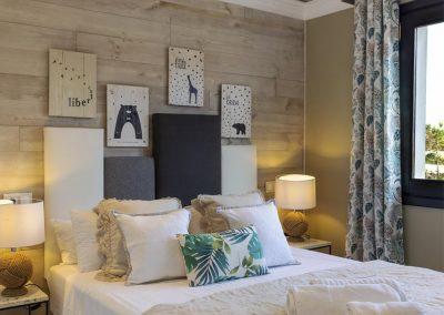 Bedroom #3 at Villa Alandalus, Nueva Andalucía