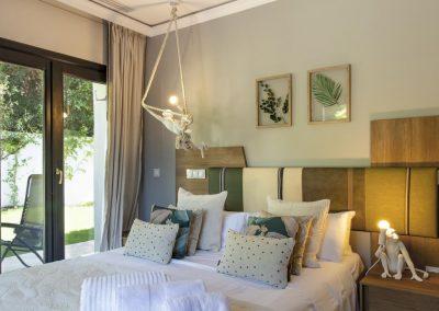 Bedroom #4 at Villa Alandalus, Nueva Andalucía