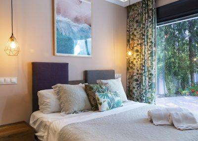 Bedroom #5 at Villa Alandalus, Nueva Andalucía