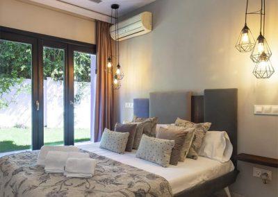 Bedroom #6 at Villa Alandalus, Nueva Andalucía