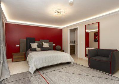 Bedroom #8 at Villa Alandalus, Nueva Andalucía