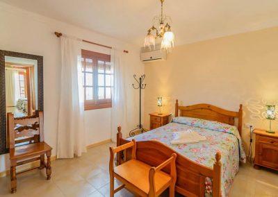 Bedroom #1 at Villa Angelinas, Nerja