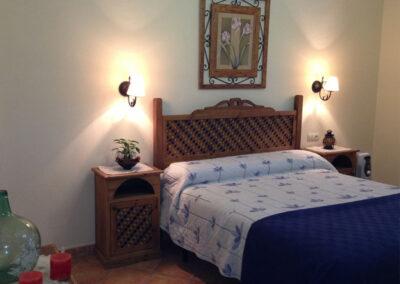 Bedroom #1 at Villa Antisa, Villanueva de la Concepción