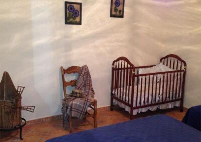 Bedroom #3 at Villa Antisa, Villanueva de la Concepción