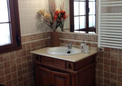 Bathroom #2 at Villa Antisa, Villanueva de la Concepción