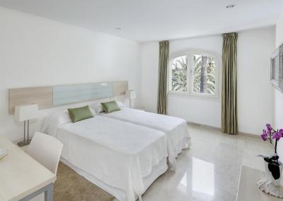 Bedroom #3 at Villa Atalaya, Nueva Andalucía