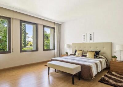 Bedroom #2 at Villa Calendula, Nueva Andalucía