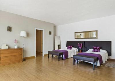 Bedroom #3 at Villa Calendula, Nueva Andalucía