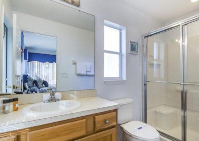 Bedroom #1 at Villa Carter, Aviana Resort, Davenport, Florida