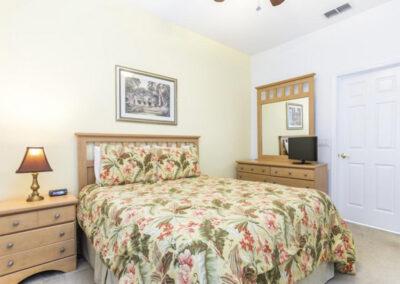 Bedroom #2 at Villa Carter, Aviana Resort, Davenport, Florida