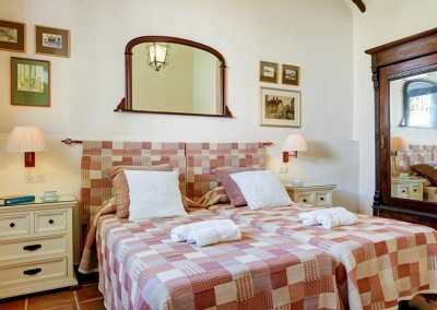 Bedroom #4 at Villa Casanova, Nerja