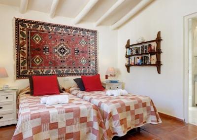 Bedroom #5 at Villa Casanova, Nerja