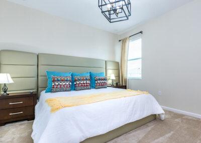 Bedroom #5 at Villa Emeline, Bella Vida Resort, Kissimmee