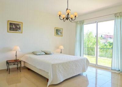 Bedroom #1 at Villa Eneldo, Fuengirola