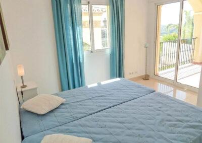 Bedroom #3 at Villa Eneldo, Fuengirola