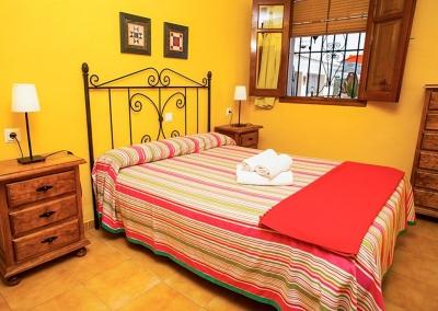 Bedroom #1 at Villa Lara, Frigiliana