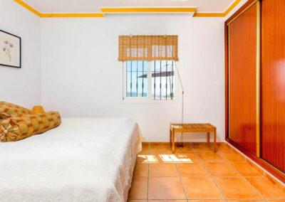 Bedroom #1 at Villa Lilo, Torrox