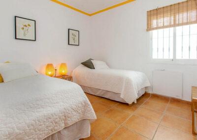 Bedroom #2 at Villa Lilo, Torrox