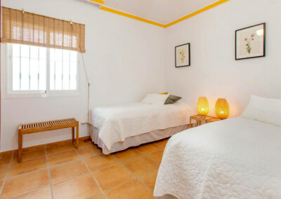 Bedroom #3 at Villa Lilo, Torrox