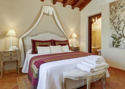 Bedroom #1 at Villa Loli, Frigiliana
