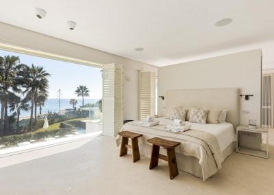 Bedroom #1 at Villa Marques, Nueva Andalucía