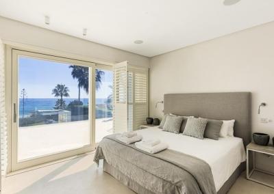 Bedroom #2 at Villa Marques, Nueva Andalucía