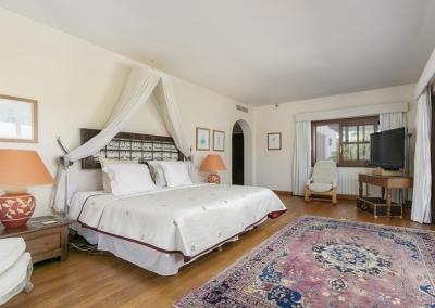 Bedroom #1 at Villa Mastranto, El Paraíso