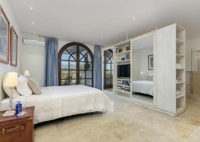 Bedroom #2 at Villa Mastranto, El Paraíso