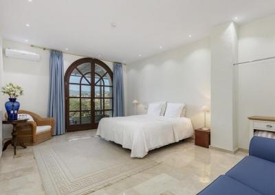 Bedroom #3 at Villa Mastranto, El Paraíso
