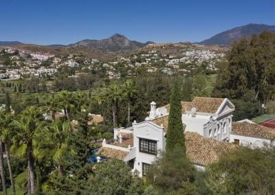 Villa Mastranto, El Paraíso and the surrounding area
