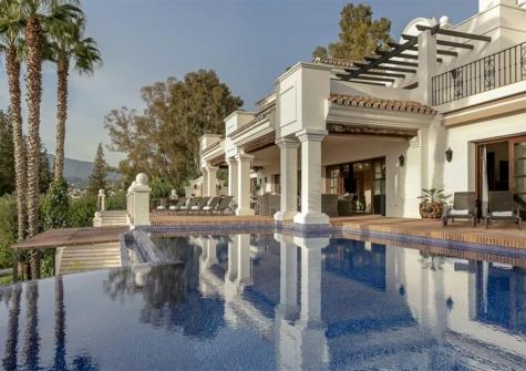 Villa Mastranto, El Paraíso