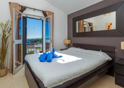 Bedroom #3 at Villa Rucula, Estepona