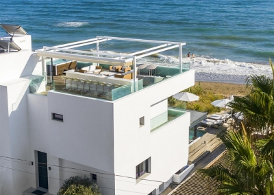 Villa Sequillo, Costabella is an absolutely stunning luxury beach house