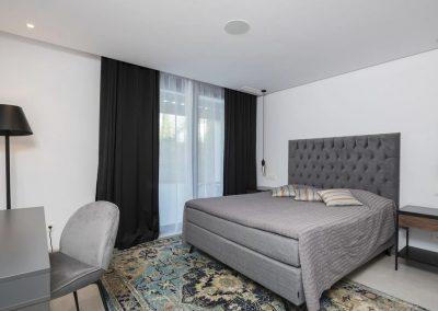 Bedroom #1 at Villa Tucan, Nueva Andalucía